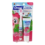 My Little Pony Fluoride Free Training Toothpaste Combo Pack - 1 oz. (Orajel)