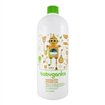 Foaming Dish & Bottle Soap Refill Citrus - 32 oz. (Babyganics)
