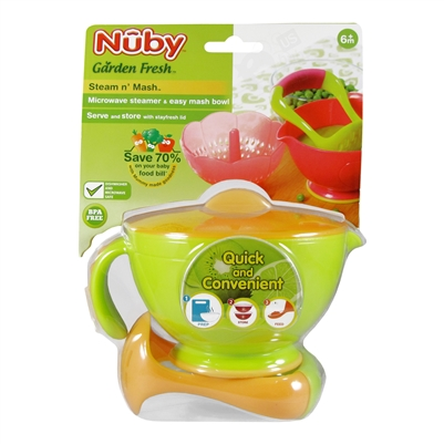 Garden Fresh Steam n' Mash (Nuby)