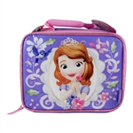 Sofia the First Insulated Soft Lunch Kit (Thermos)