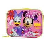 Minnie Mouse Insulated Soft Lunch Kit (Thermos)