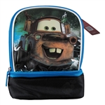 Cars Mater Insulated Dual Lunch Kit (Thermos)