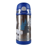 FUNtainer Bottle feat. Disney Frozen Olaf - 12 oz. (Thermos)
