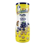 Graduates Puffs Blueberry 6 pack - 1.48 oz. (Gerber)