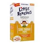 Sore Throat Pops - 10 pops (Little Remedies)