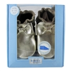 Premium Leather Maggie Moccasin Soft Soles 6-12 months - Gold (Robeez)