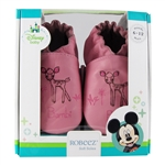 Bashful Bambi Soft Soles 6-12 months - Pink (Robeez)