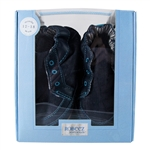 Stylish Steve Soft Soles 12-18 months - Navy (Robeez)