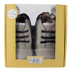 Tyler Low Top Mini Shoez 6-9 months - Cool Grey (Robeez)