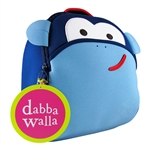 Blue Monkey Backpack (Dabbawalla)