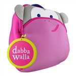 Pink Monkey Backpack (Dabbawalla)