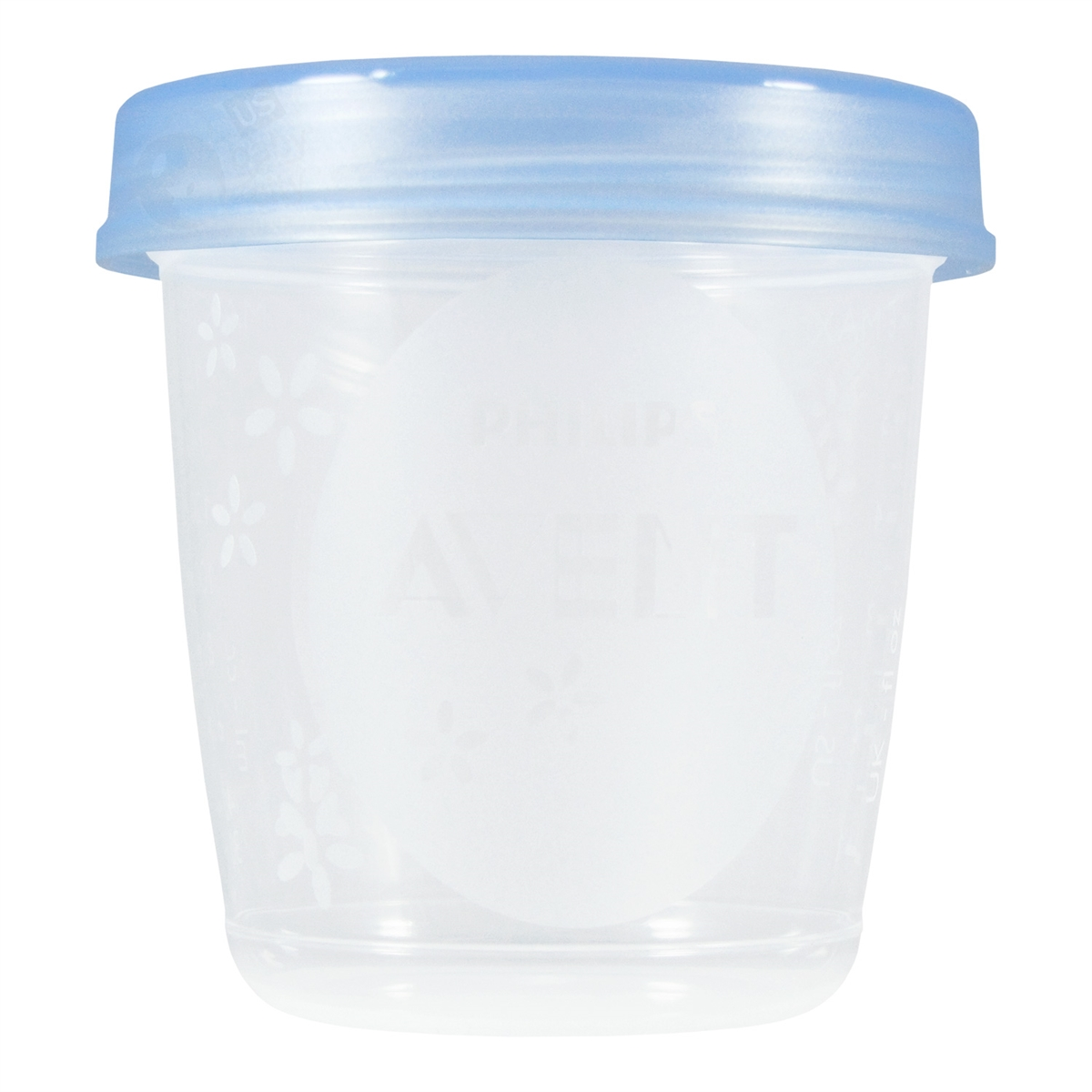 Breast Milk Storage Cups 10 cups Philips Avent