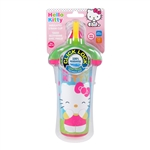 Hello Kitty Click Lock Insulated Straw Cup - 9 oz (Munchkin)