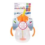 Weighted Flexi-Straw Cup - 7 oz (Munchkin)