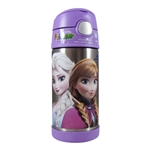 FUNtainer Bottle featuring Disney Frozen Ana & Elsa - 12 oz. (Thermos)