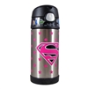 FUNtatiner Bottle Super Girl - 12 oz. (Thermos)