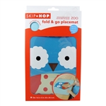 Zoo Fold & Go Placemat Owl (Skip Hop)
