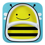 Zoo Divided Plate Bee (Skip Hop)