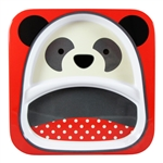 Zoo Divided Plate Panda (Skip Hop)