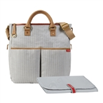 Duo Special Edition Diaper Bag French Stripe (Skip Hop)