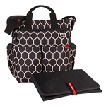 Duo Signature Diaper Bag Onyx Tile (Skip Hop)