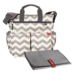 Duo Signature Diaper Bag Chevron (Skip Hop)
