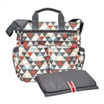 Duo Signature Diaper Bag Triangles (Skip Hop)