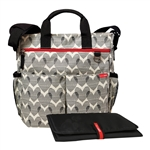 Duo Signature Diaper Bag Hearts (Skip Hop)