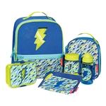 Forget Me Not Backpack & Lunchie Lightning (Skip Hop)