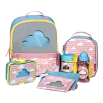 Forget Me Not Backpack & Lunchie Cloud (Skip Hop)
