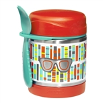 Forget Me Not Stainless Steel Food Jar Specs (Skip Hop)
