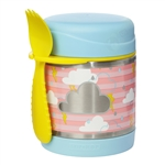 Forget Me Not stainless Steel Food Jar Cloud (Skip Hop)