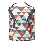 Grab & Go Double Bottle Bag Triangles (Skip Hop)