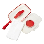 Snug & Seal Wipes Case Red (Skip Hop)