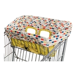 Take Cover Shopping Cart & High Chair Double dots (Skip Hop)