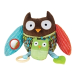 Treetop Friends Hug & Hide Activity Toy Owl (Skip Hop)