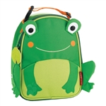Zoo Lunchies Insulated Lunch Bag Frog (Skip Hop)