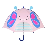Zoobrella Little Kid Umbrella Butterfly (Skip Hop)