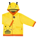 Zoo Rain Coats Bee Medium - Size 3-4 (Skip Hop)
