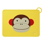 Zoo Fold & Go Placemat Monkey (Skip Hop)
