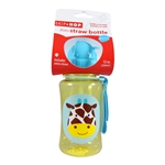 Zoo Straw Bottle Giraffe (Skip Hop)