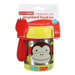 Zoo Insulated Food Jar Monkey (Skip Hop)
