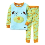 Zoojamas Little Kid Pajamas Dog 4T (Skip Hop)