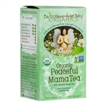 Organic Peaceful Mama Tea - 16 Tea Bags (Earth Mama Angel Baby)