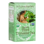 Organic Third Trimester Tea - 16 Tea Bags (Earth Mama Angel Baby)