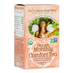 Organic Monthly Comfort Tea - 16 Tea Bags (Earth Mama Angel Baby)