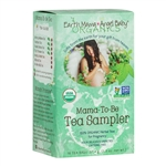 Mama-To-Be Tea Sampler - 16 Tea Bags (Earth Mama Angel Baby)