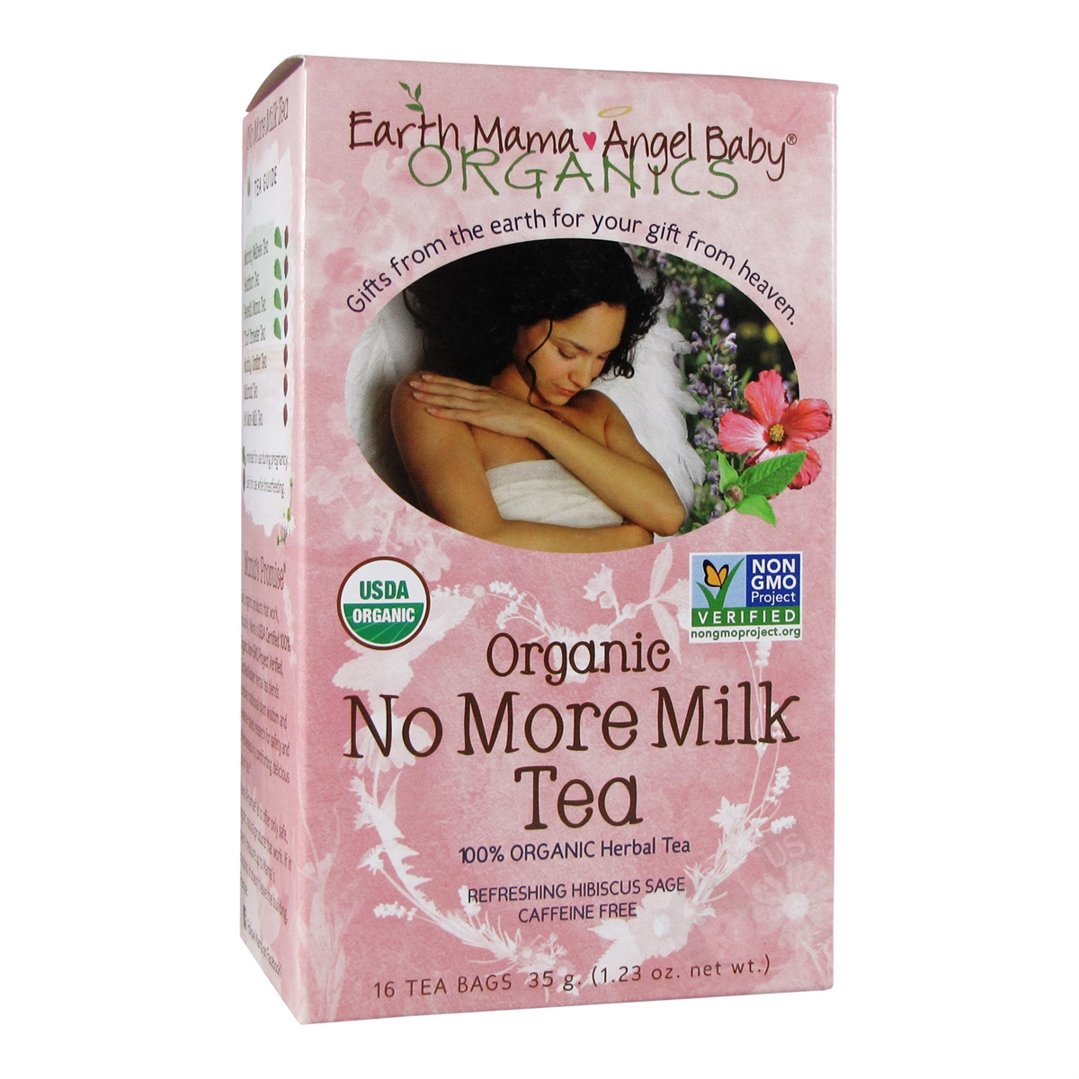 Earth Mama Angel Baby Organic No More Milk Tea Organic