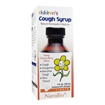 Children's Cough Syrup - 4 oz. (NatraBio)
