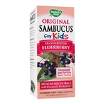 Sambucus for Kids Syrup - 4 oz. (Nature's Way)